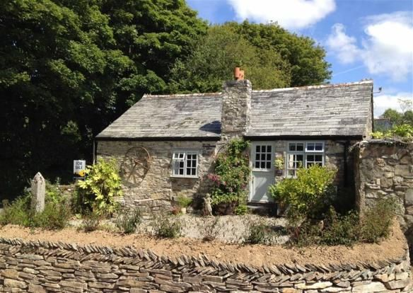 2 Bedroom Detached House For Sale In Mayrose Farm Helstone Cornwall