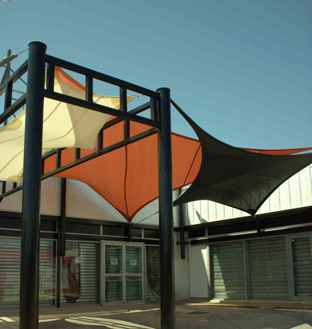canvas pool awnings | ... architectural fabric, shade ...