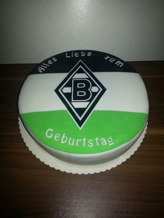 Borussia Monchengladbach Torte Geback In 2019 Torte Kuchen Und
