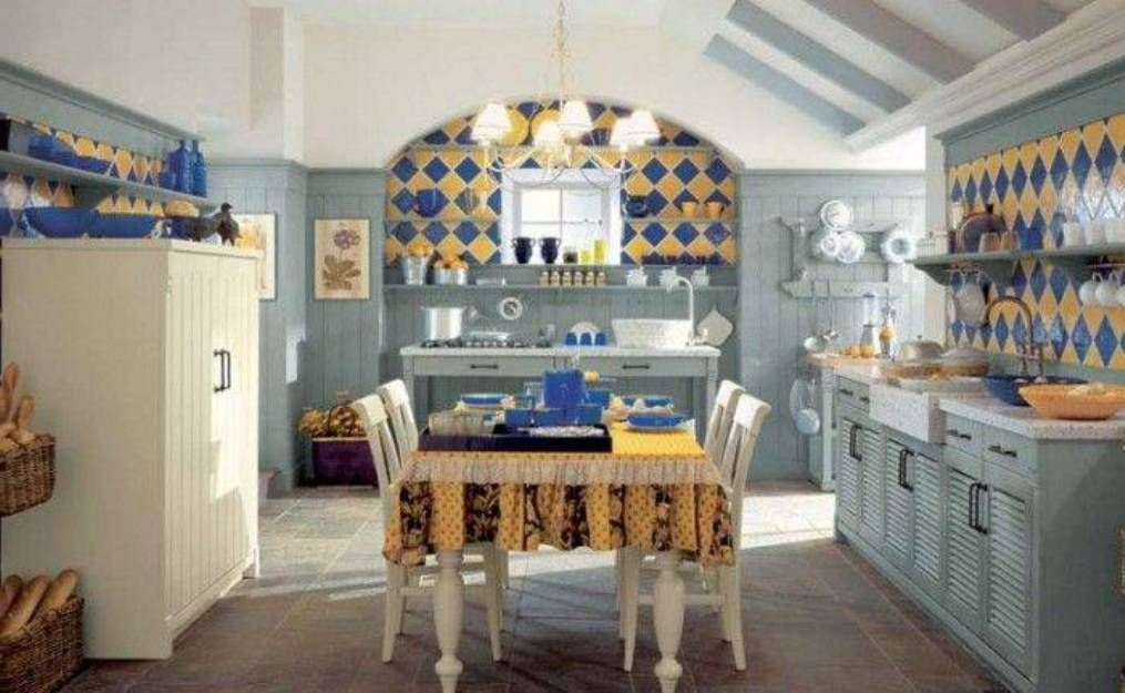 Italian Country Design Images Themed Kitchen Ideas