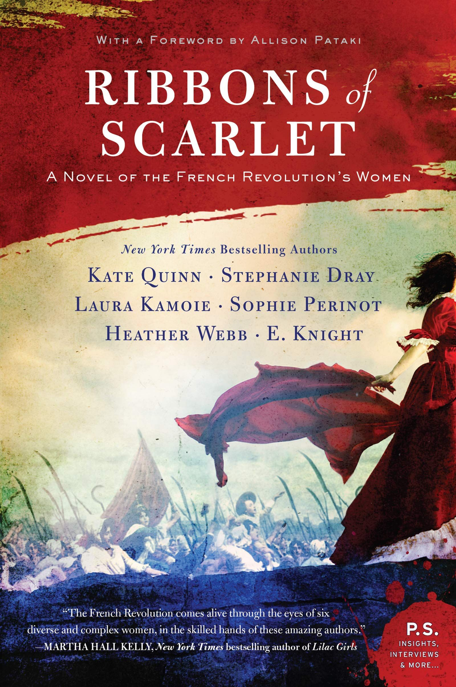 [Book] Ribbons of Scarlet A Novel of the French