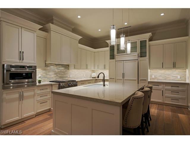 720 Park Shore, Naples, FL 34103 | New Construction West Indies Home.