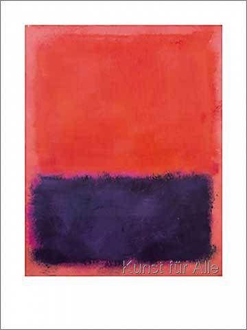 Mark Rothko - Untitled, 1960-61