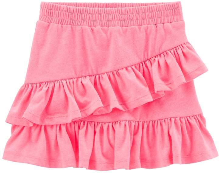 Carters Girls Ruffle Skort Skirts