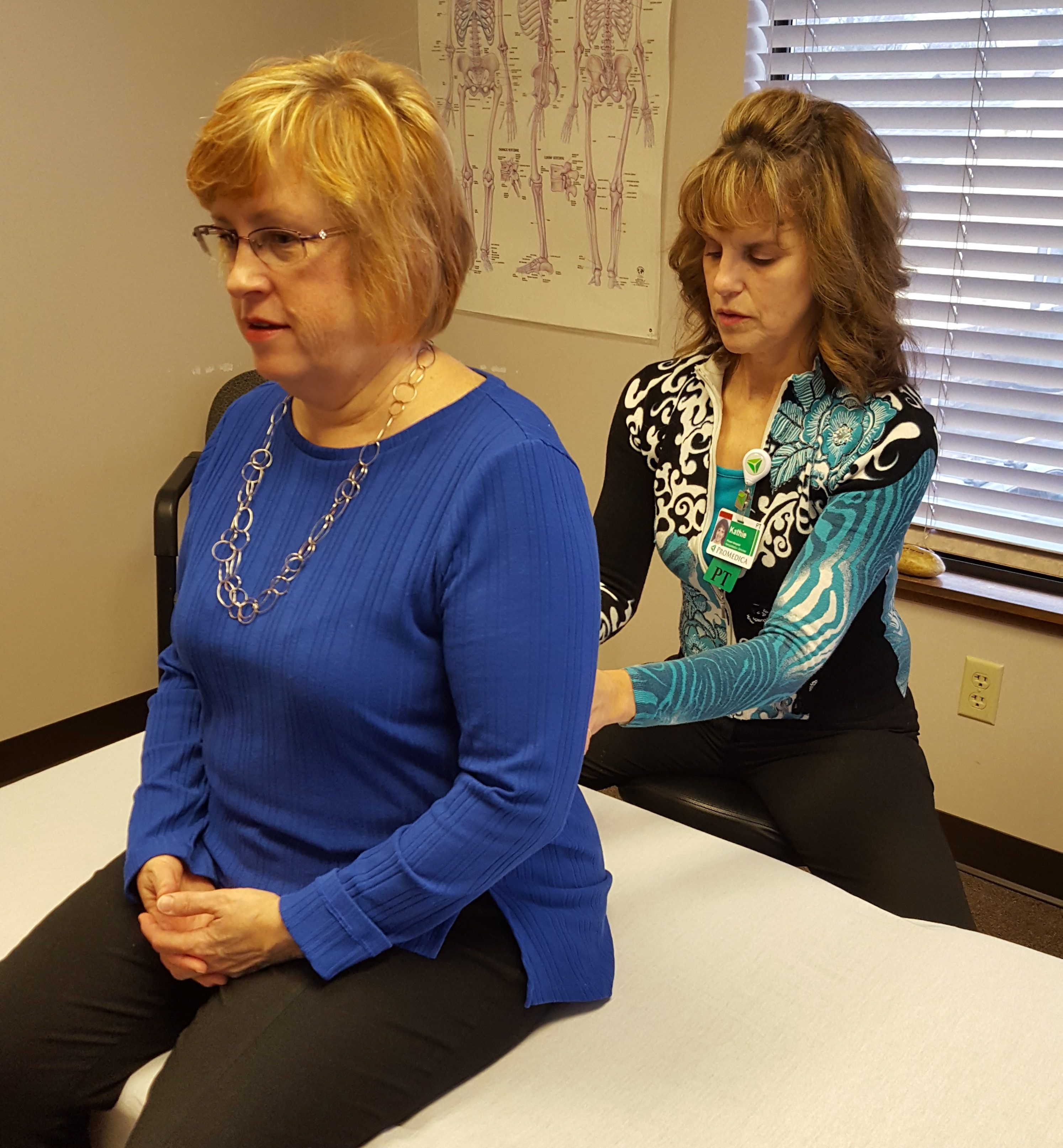 Trigger point dry needling may offer muscle tension relief