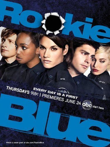 Pictures Photos From Rookie Blue Tv Series 2010 Rookie Blue Blue Tv Show Tv Shows