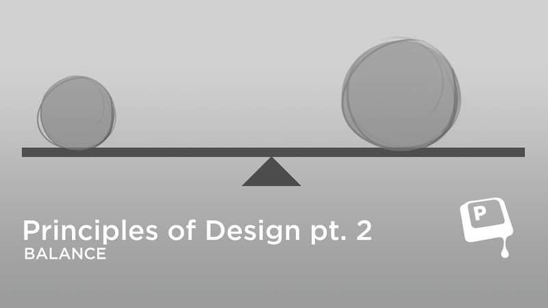 CtrlPaint - Principles of Design: Balance on Vimeo