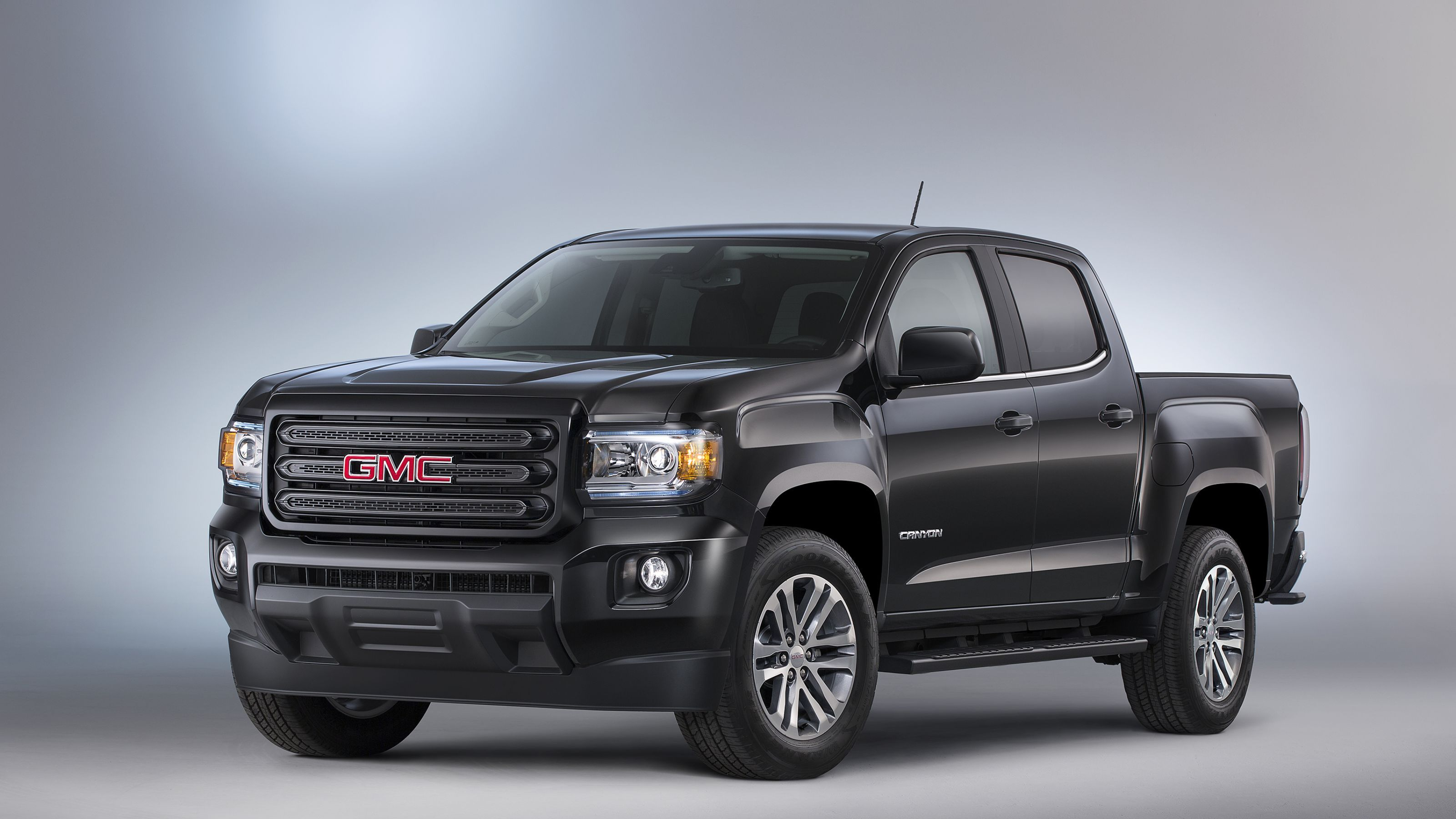 Gmc Reveals New Canyon Nightfall Edition Gmc Canyon 2016 Gmc