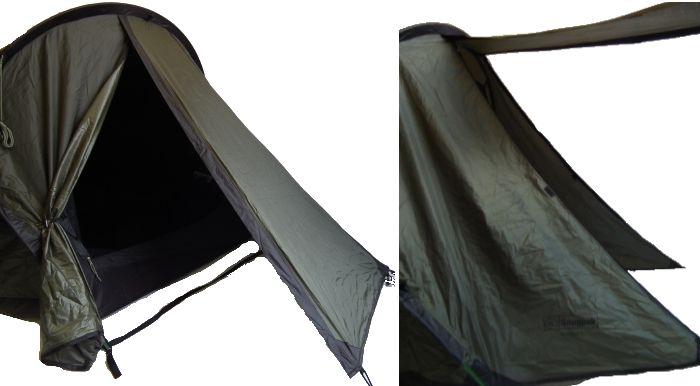 Review of the Snugpak Scorpion 2 tent a military style 2 man semi-geodesic  sc 1 st  Pinterest : military style tents - memphite.com