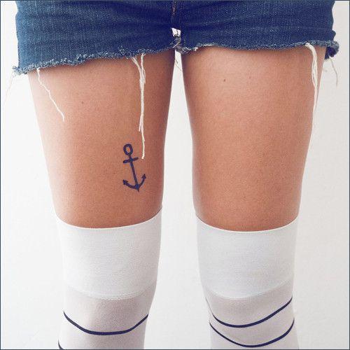 anchor tattoonie temporary tattoos | Tattoonie Temporary Tattoos