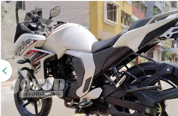 Yamaha Fazer Opla White Fi 2017 Yamaha Fazer Yamaha Vehicles