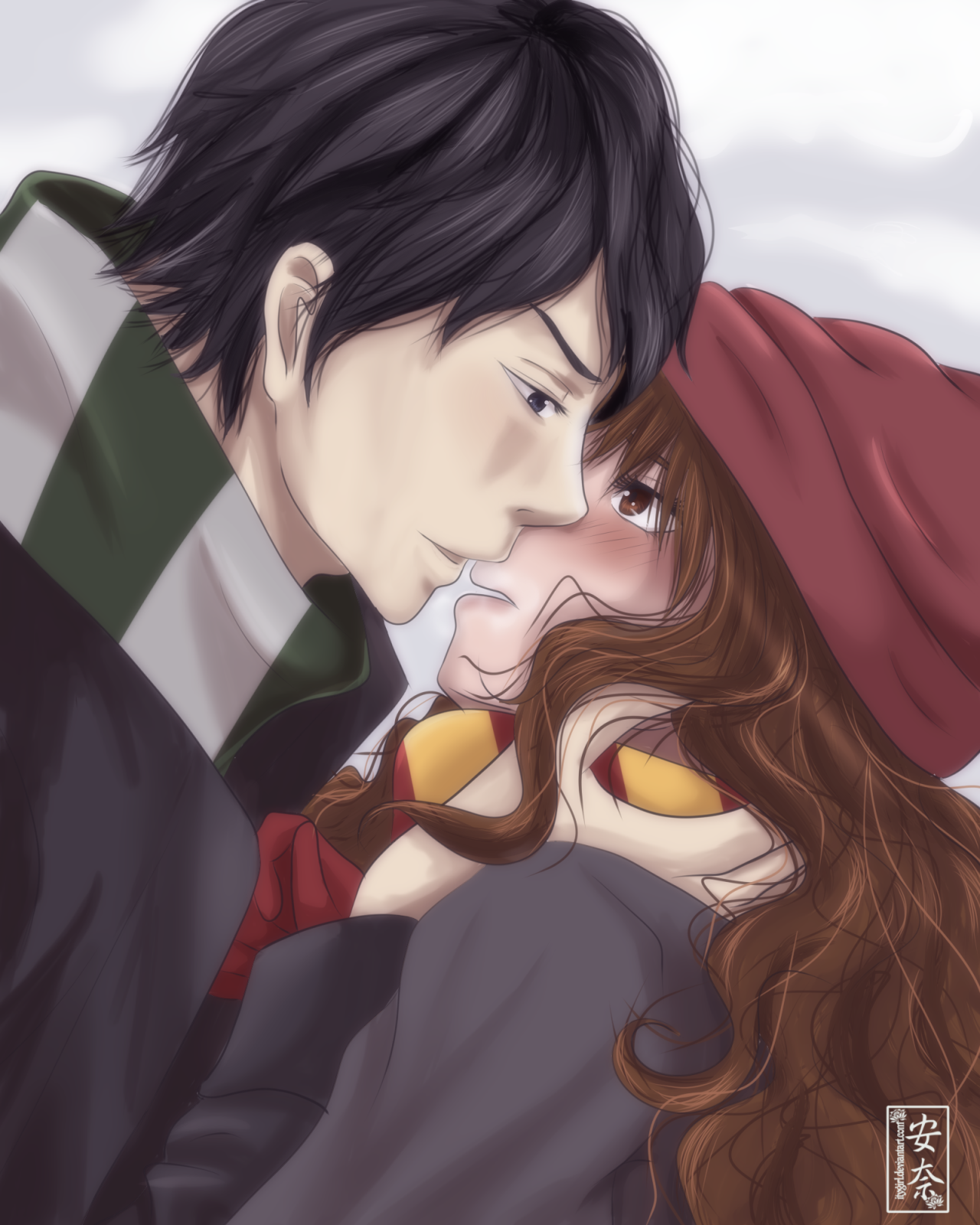 tom riddle hermione granger   Tumblr   Tomione ~Tom Riddle