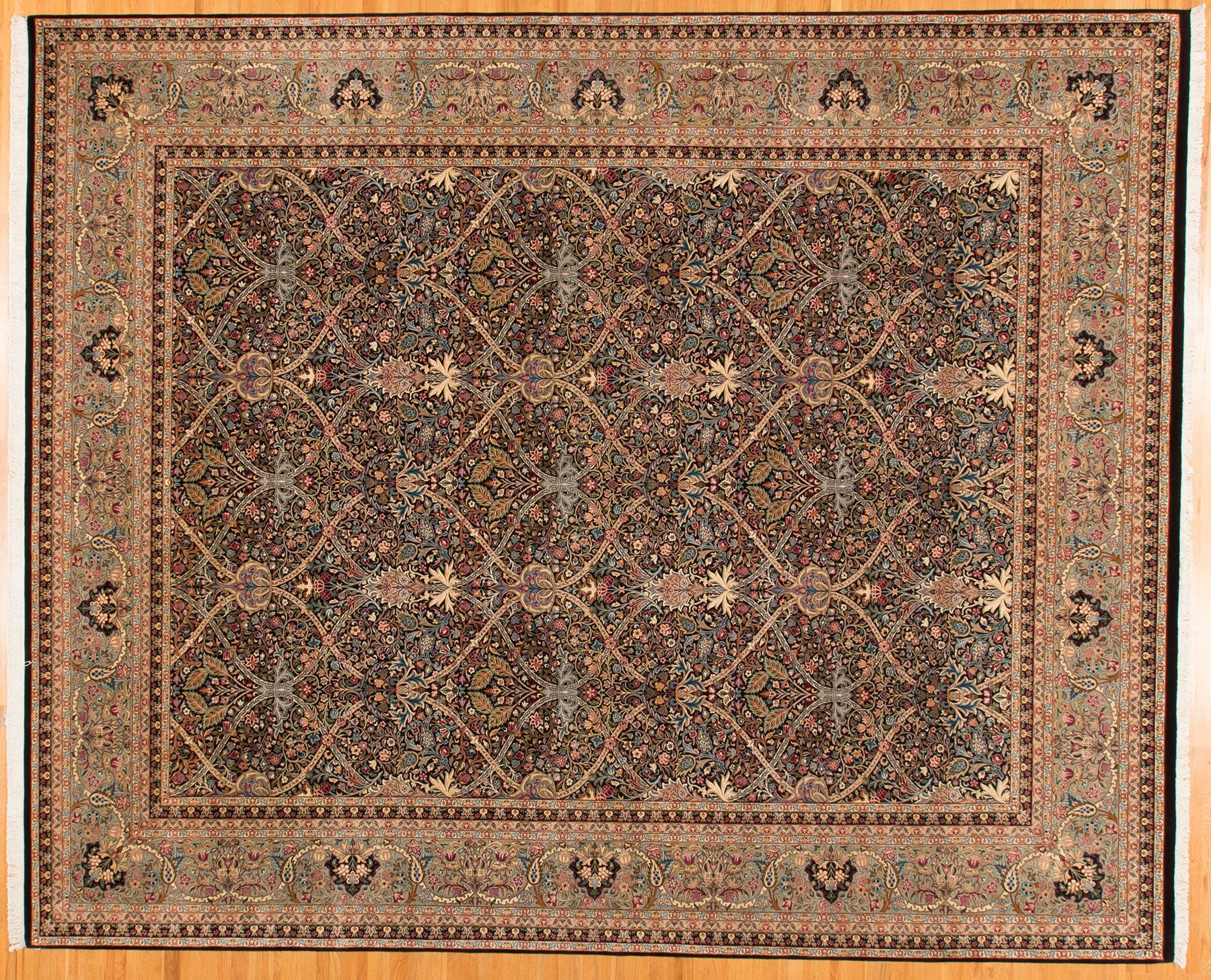 12x15 Kirman A Beauty For Sure Rugs From 1x2 Ft To 17x28 Ft A Masterpiece For Every Style And Budget Rugs Oriental Rug Persian Rug