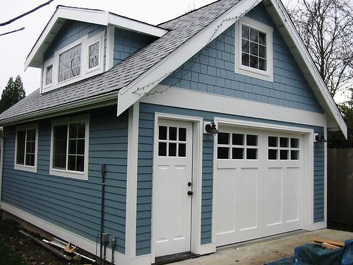 Elegant Hand Made Seattle Custom Garage Doors That Are: Affordable, Strong, Warm,