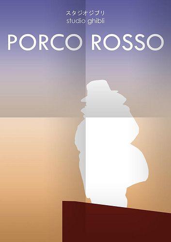 Porco Rosso (紅の豚)