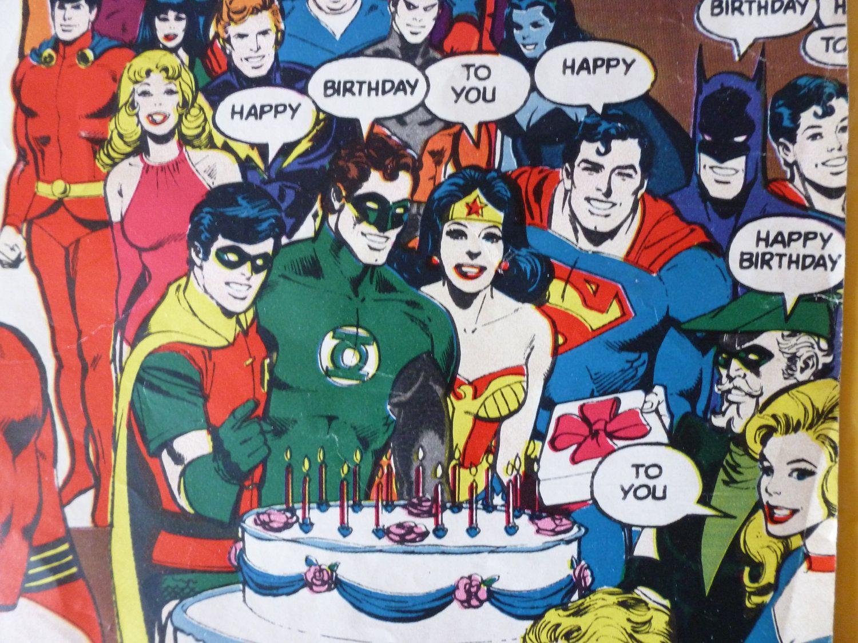 Dc Comics Birthday Funny Happy Birthday Images Birthday Humor Happy Birthday Little Boy