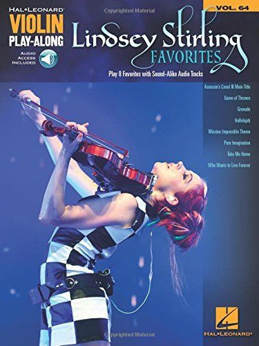 Download digital sheet music of lindsey stirling for violin and piano.