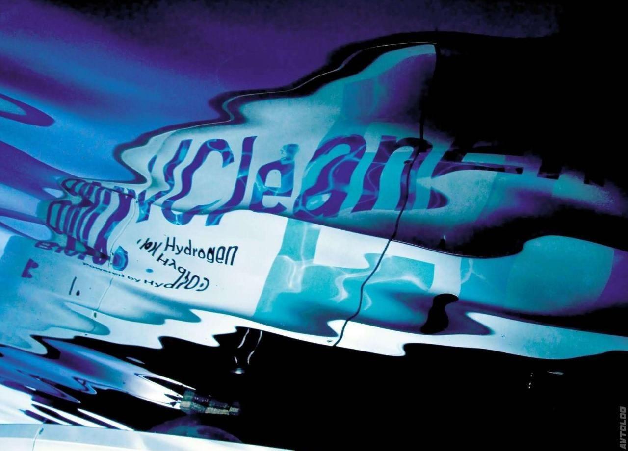 2004 BMW H2R Hydrogen Racecar | BMW | Pinterest | BMW