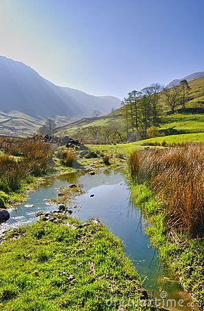 English Lake District Park Lake District Lake District England Lake District National Park