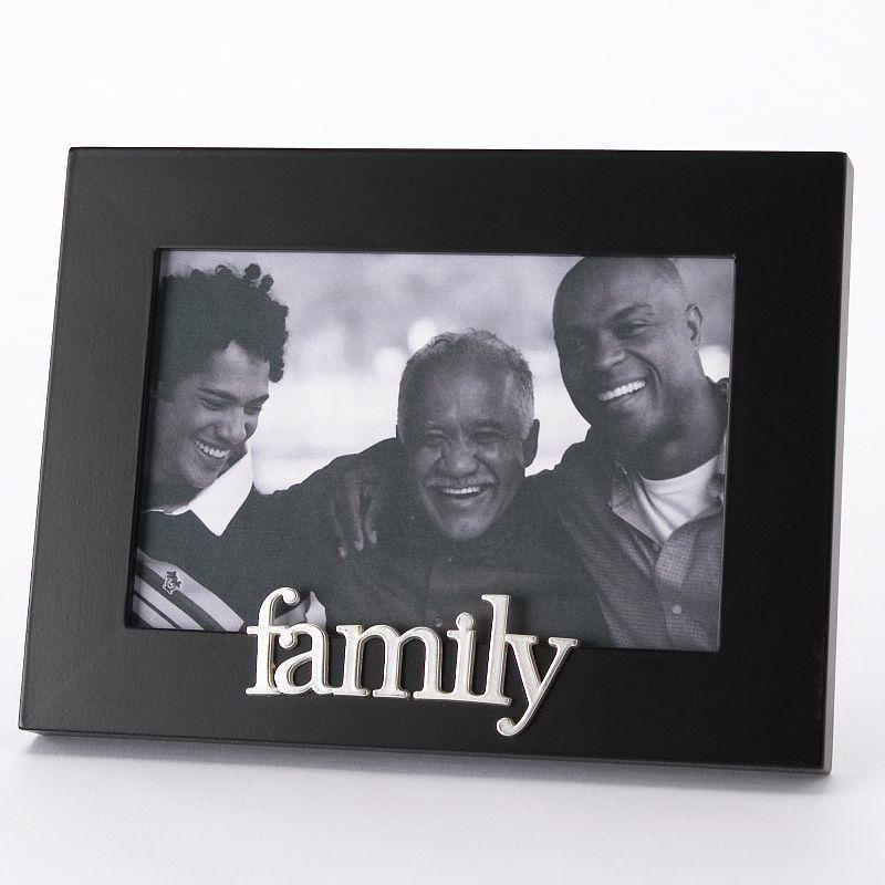 Malden Family 4 X 6 Frame Black Frame Picture Frames