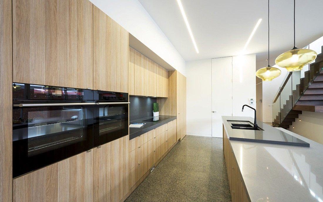 Dig Design - Polytec RAVINE Natural Oak