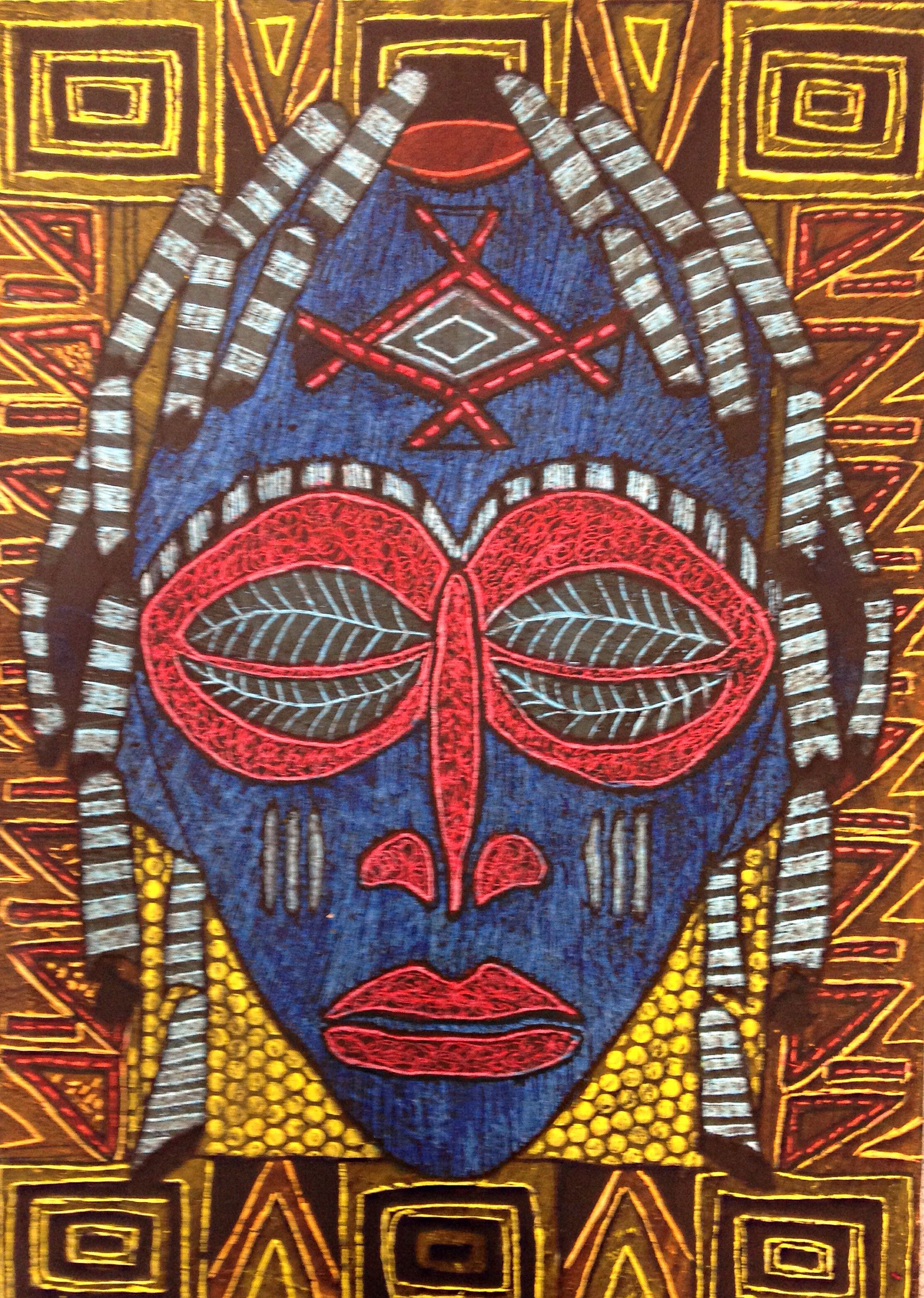 Essay of african art projects