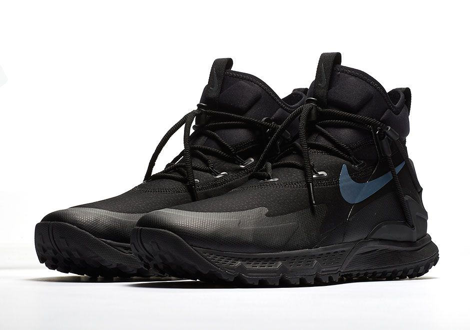 0838c477e5ef1  sneakers  news The Nike Terra Sertig Boot Arriving In Near Triple Black