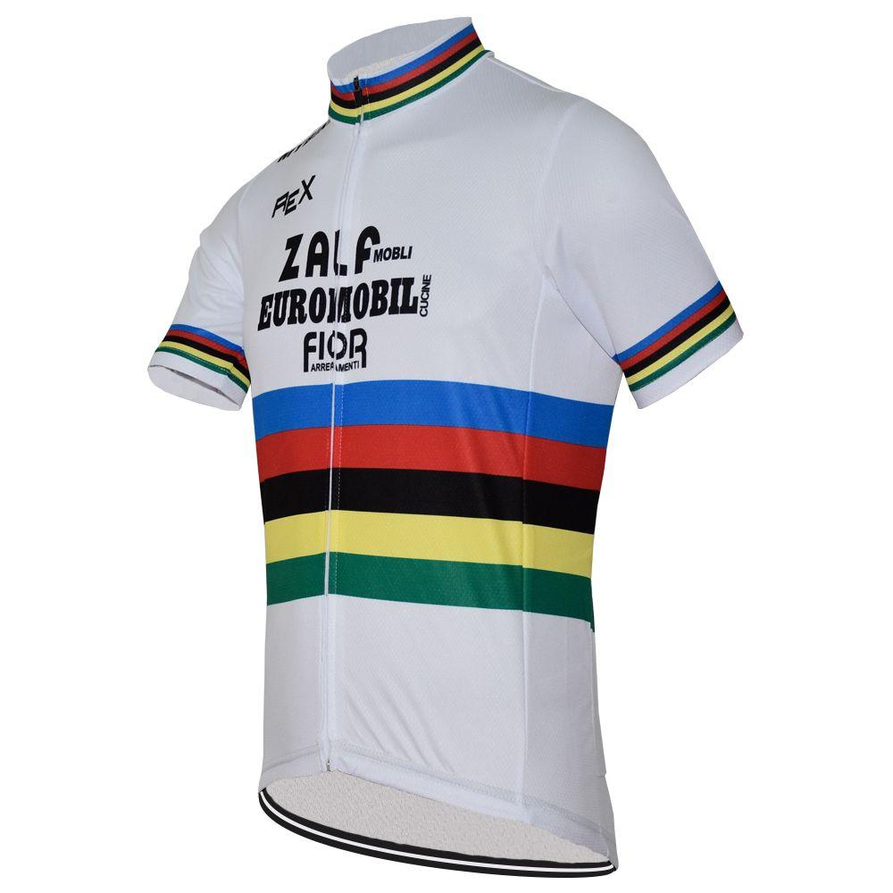 02099c5e7 Team Euromobil Cucine Retro Cycling Jersey