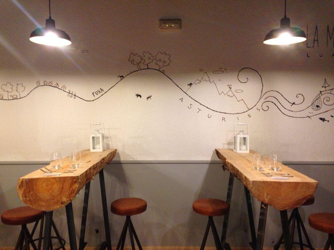 La Mari A De Luarca Luarca Asturias Pesadilla En La Cocina  # Muebles Luarca Asturias