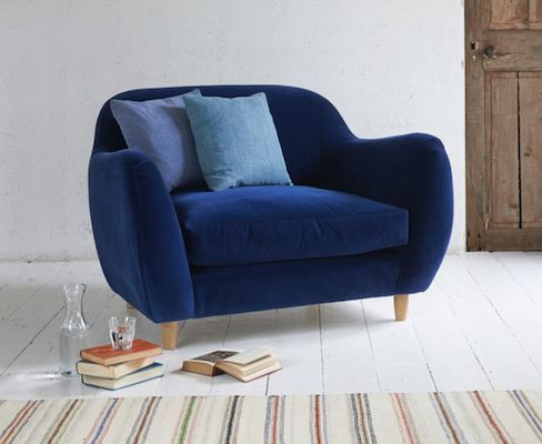 Stylish Seating Flapjack Sofa And Chair Range From Loaf