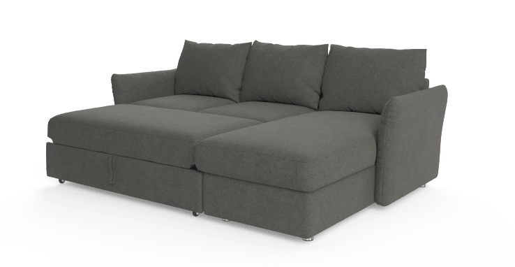 Excellent Austin Full Sleeper Modular Sofa With Storage Sectional Pdpeps Interior Chair Design Pdpepsorg