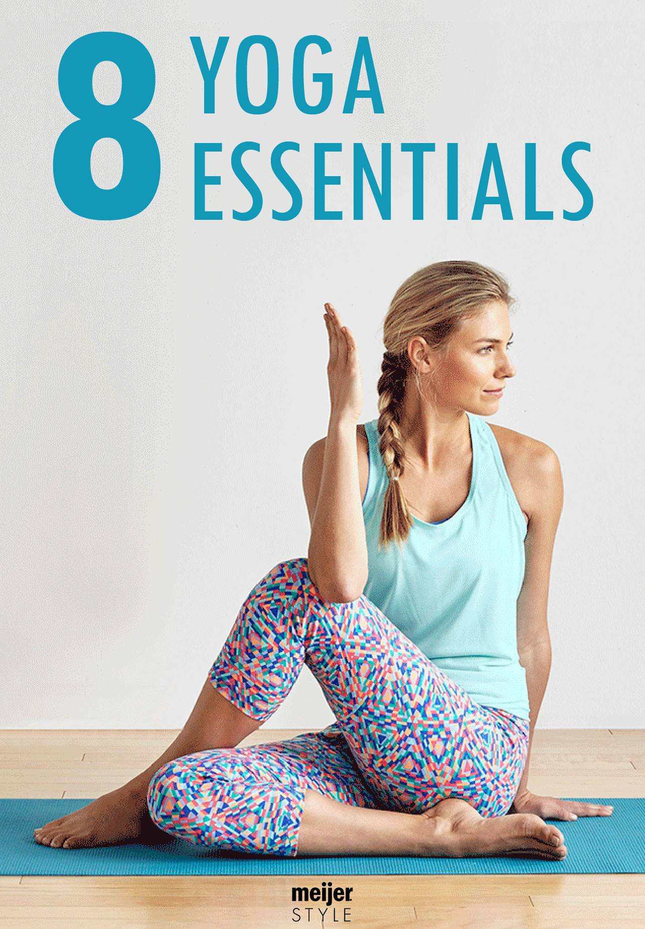 If You Re Looking For Cute Yoga Clothes Make Sure You Add These 8 Essentials To Your Bag Before Your Next Practice Meijerstyle Fitness Fashion Fitness F