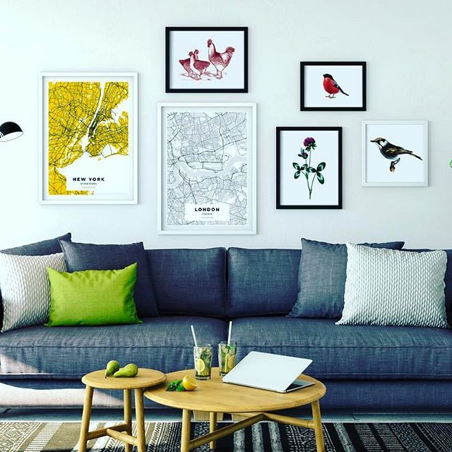 Our Custom Map Posters Are A Great Addition To Any Living Room And Make Anchor Pieces For Gallery Wall Decor Create Your Own Today In Just Few