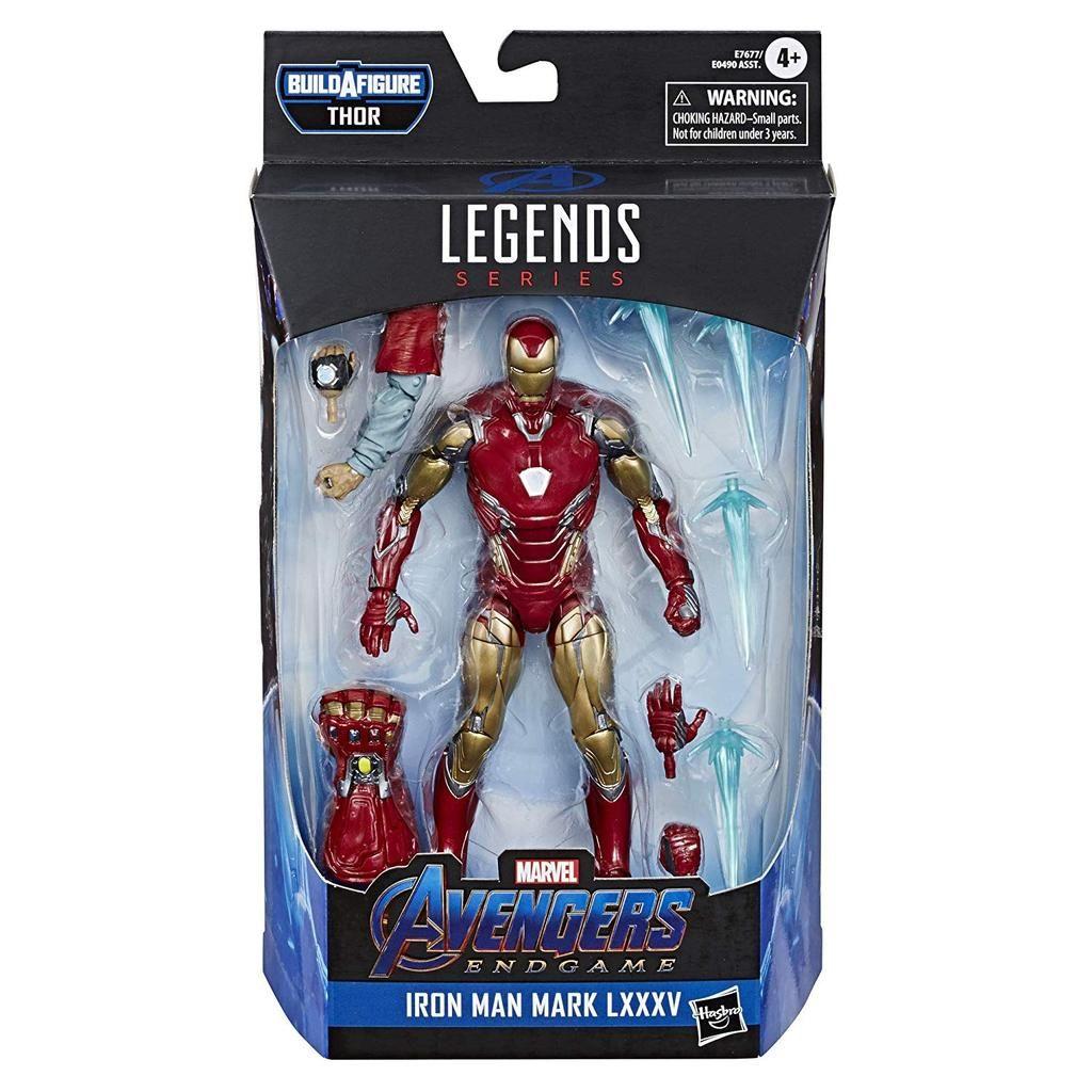 """Marvel Legends Avengers Endgame  6/"""" CAPTAIN AMERICA  Action Figure Loose No BAF"""