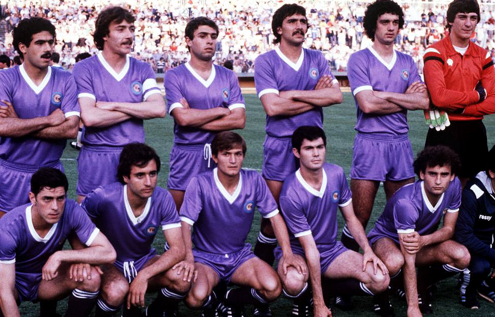 When Real Madrid Castilla Reached The Copa Del Rey Final And Played In Europe Real Madrid Castilla Real Madrid Madrid