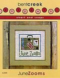 June Zooms (Snappers) - Cross Stitch Pattern