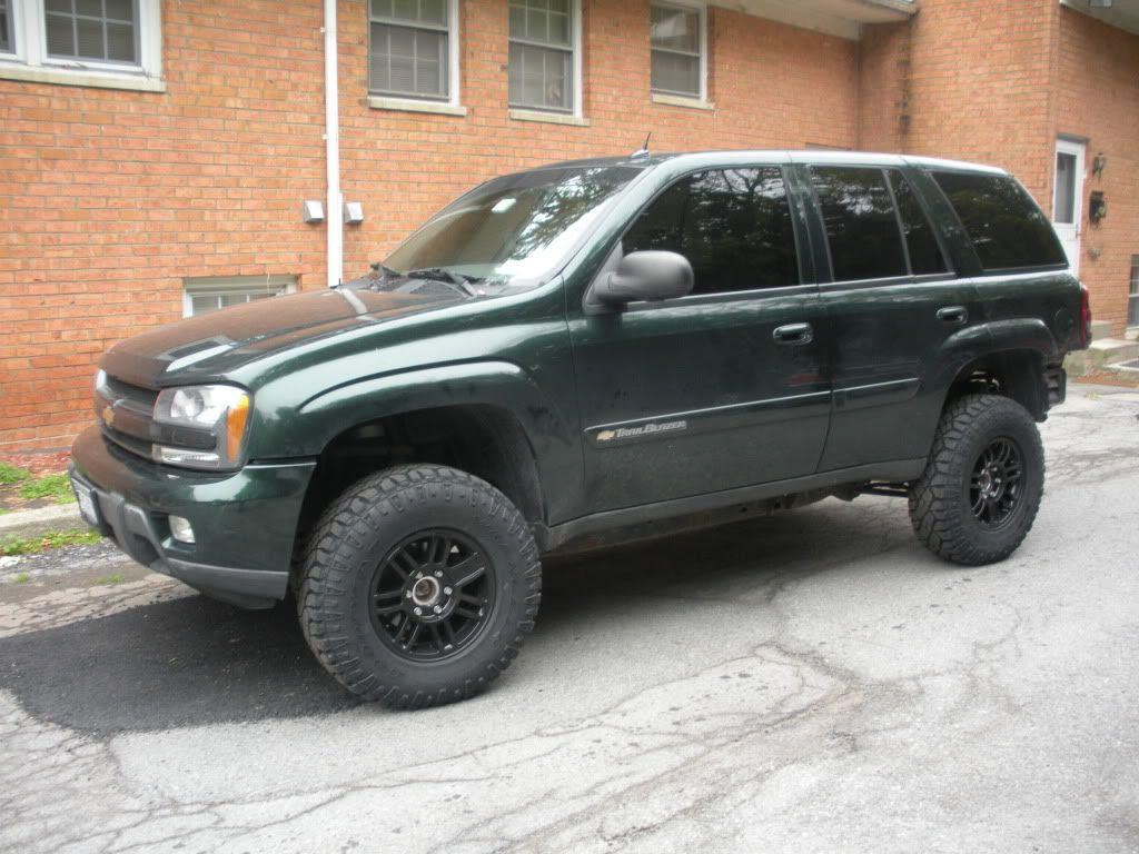 Chevy Green With Envy Chevy Trailblazer Chevrolet Trailblazer Gm Trucks
