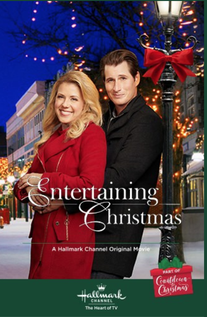 Entertaining Christmas 2018 With Jodie Sweetin Brendan Fehr Hallmark Channel Christmas Movies Christmas Movies On Tv Hallmark Christmas Movies
