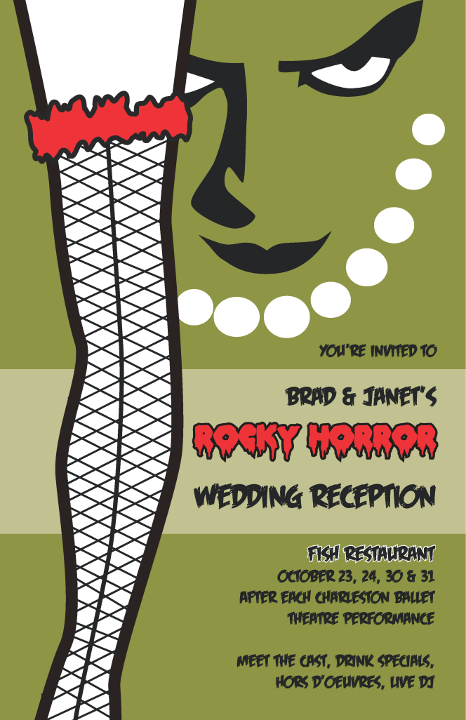 rocky horror picture show party favors - Google Search   For Em ...