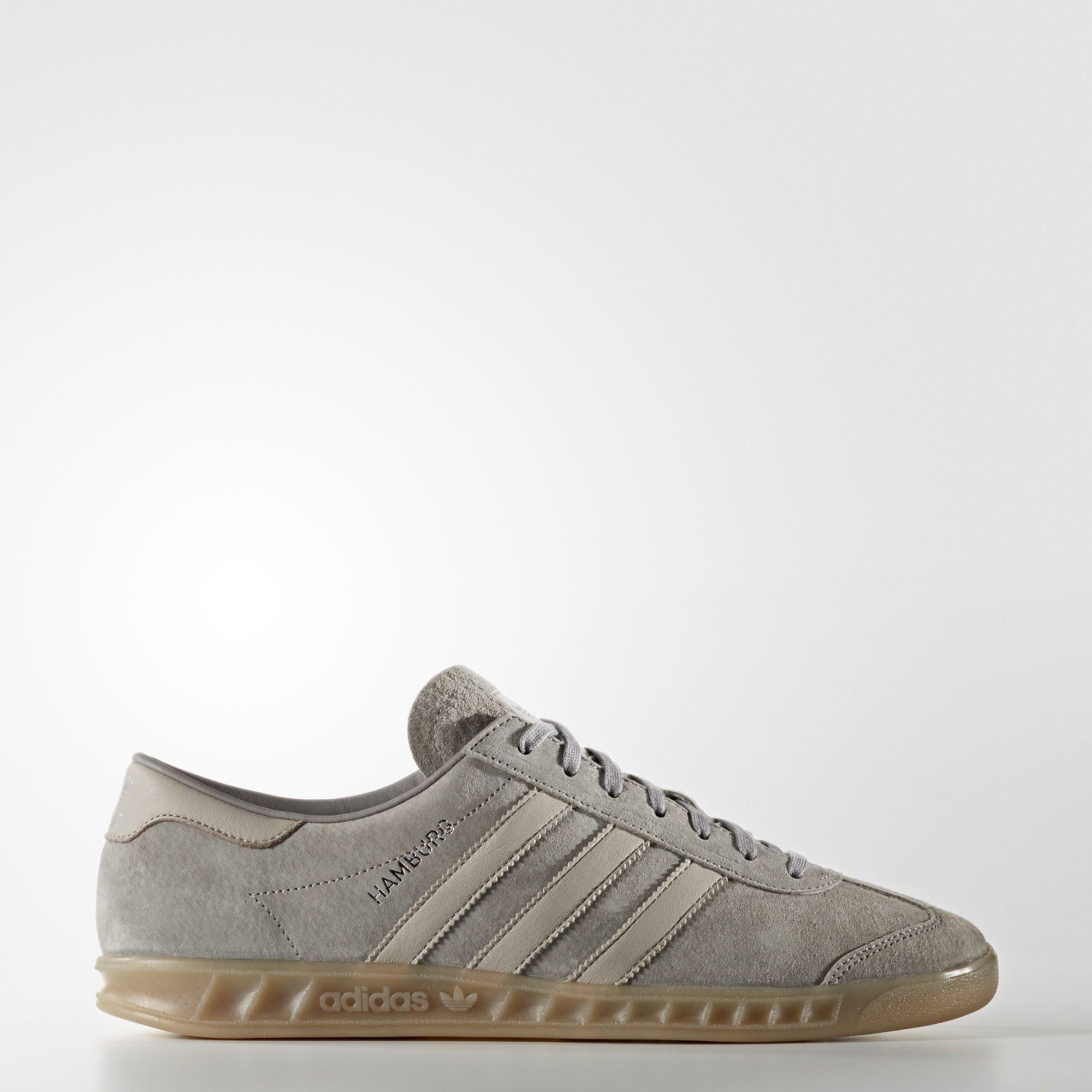 Original Store Adidas Originals Hamburg Clear Brown for Women