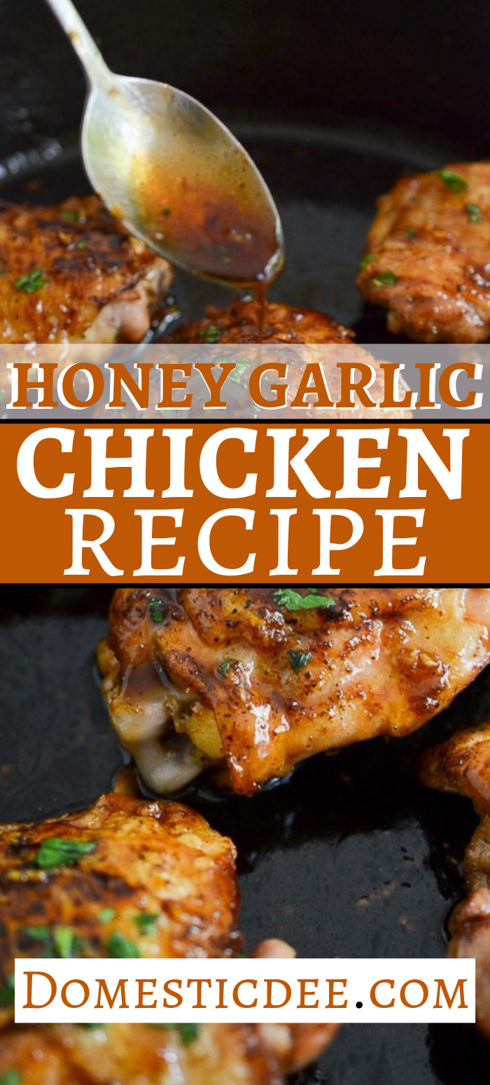 Honey Garlic Chicken images
