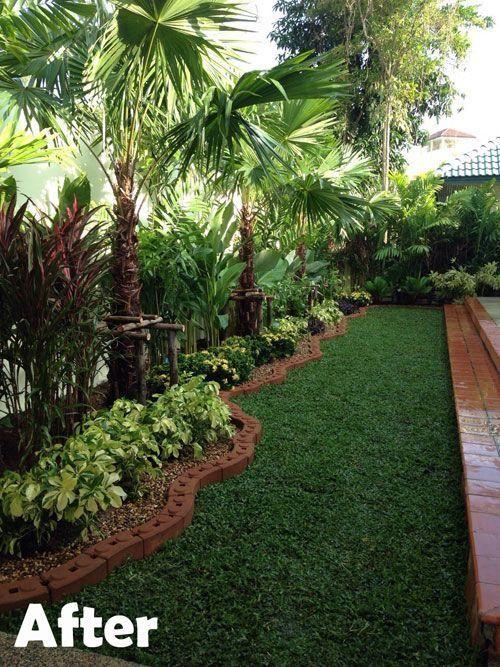 hermosas ideas de paisajismo en el patio trasero 34 Imgenes En Las Que El Csped Es Absoluto Protagonista