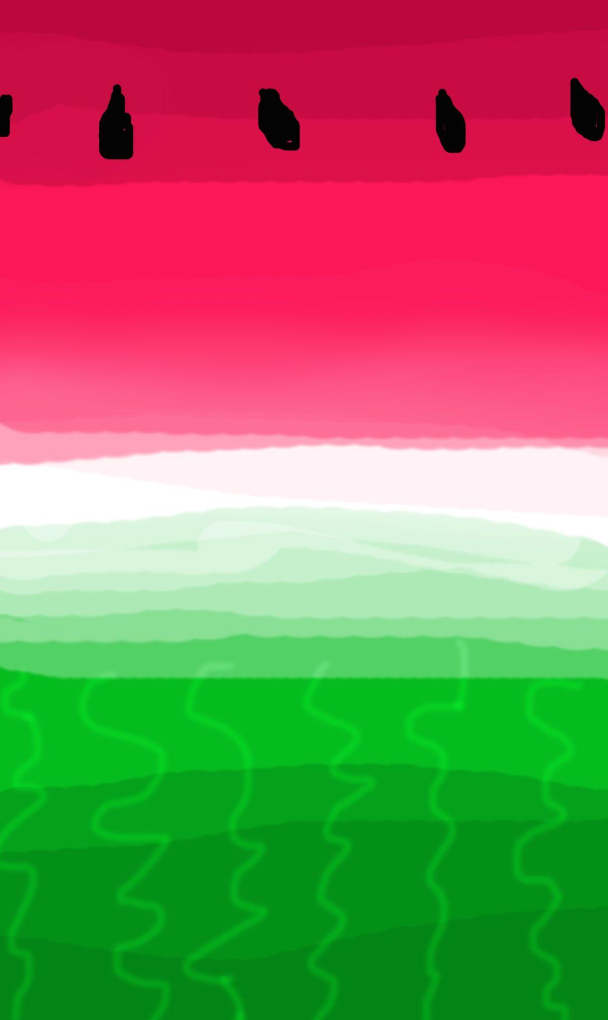 Watermelon iPhone wallpaper | Képek, Hátterek, Papír