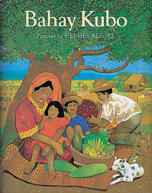 A Photo Of Modern Bahay Kubo Or Nipa Hut Made From Bamboo