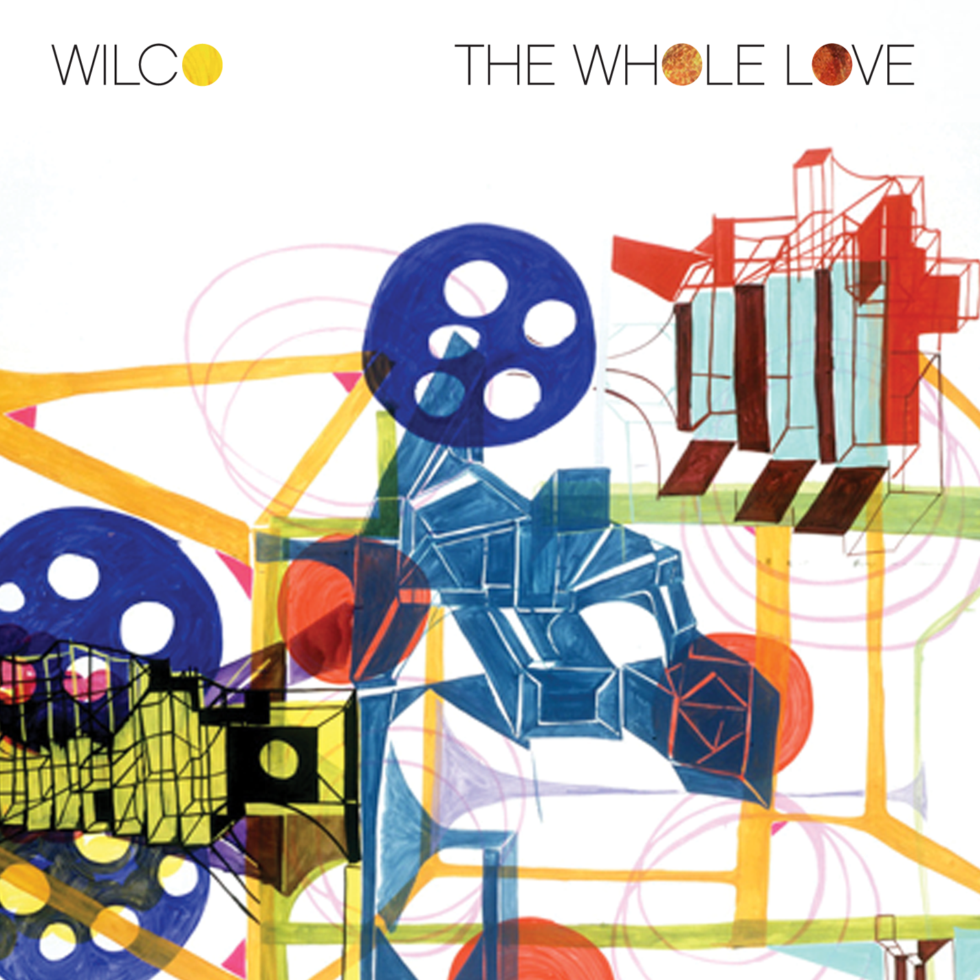Wilco The Whole Love Deluxe Edition Vinilo Vinilos Caratula