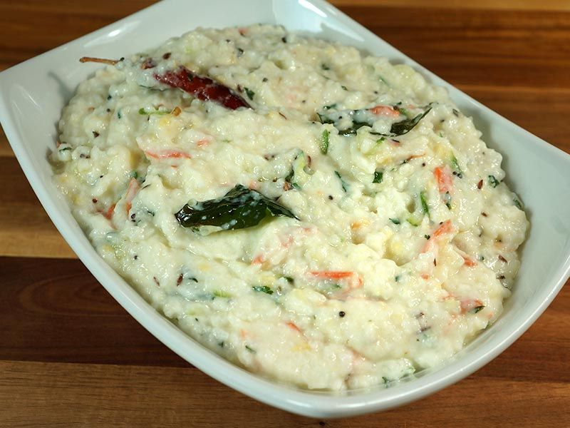 Yogurt rice curd rice mosaranna manjulas kitchen indian food forumfinder Choice Image