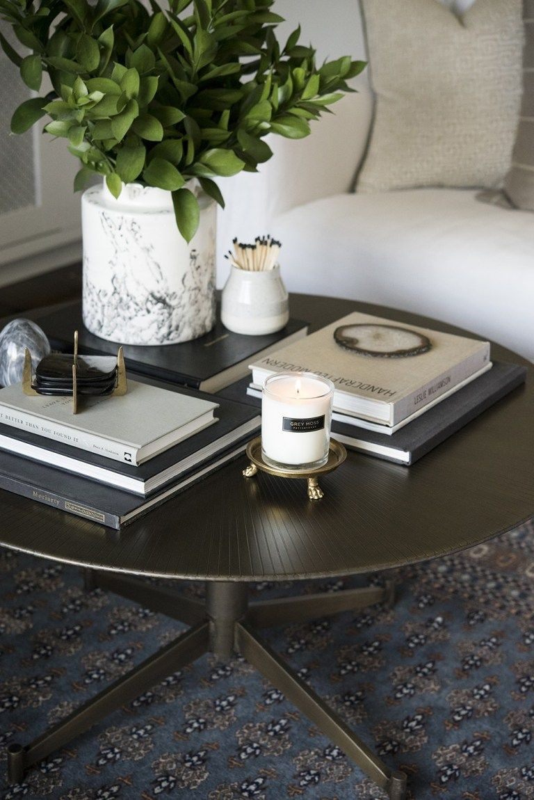 East Formula for Coffee Table Styling - Room for Tuesday