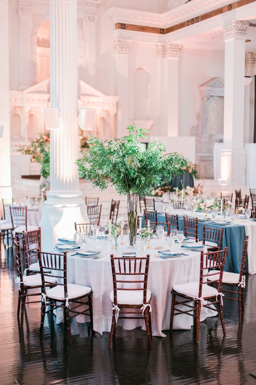Modern & Elegant Spring Wedding at Vibiana in Los Angeles ...