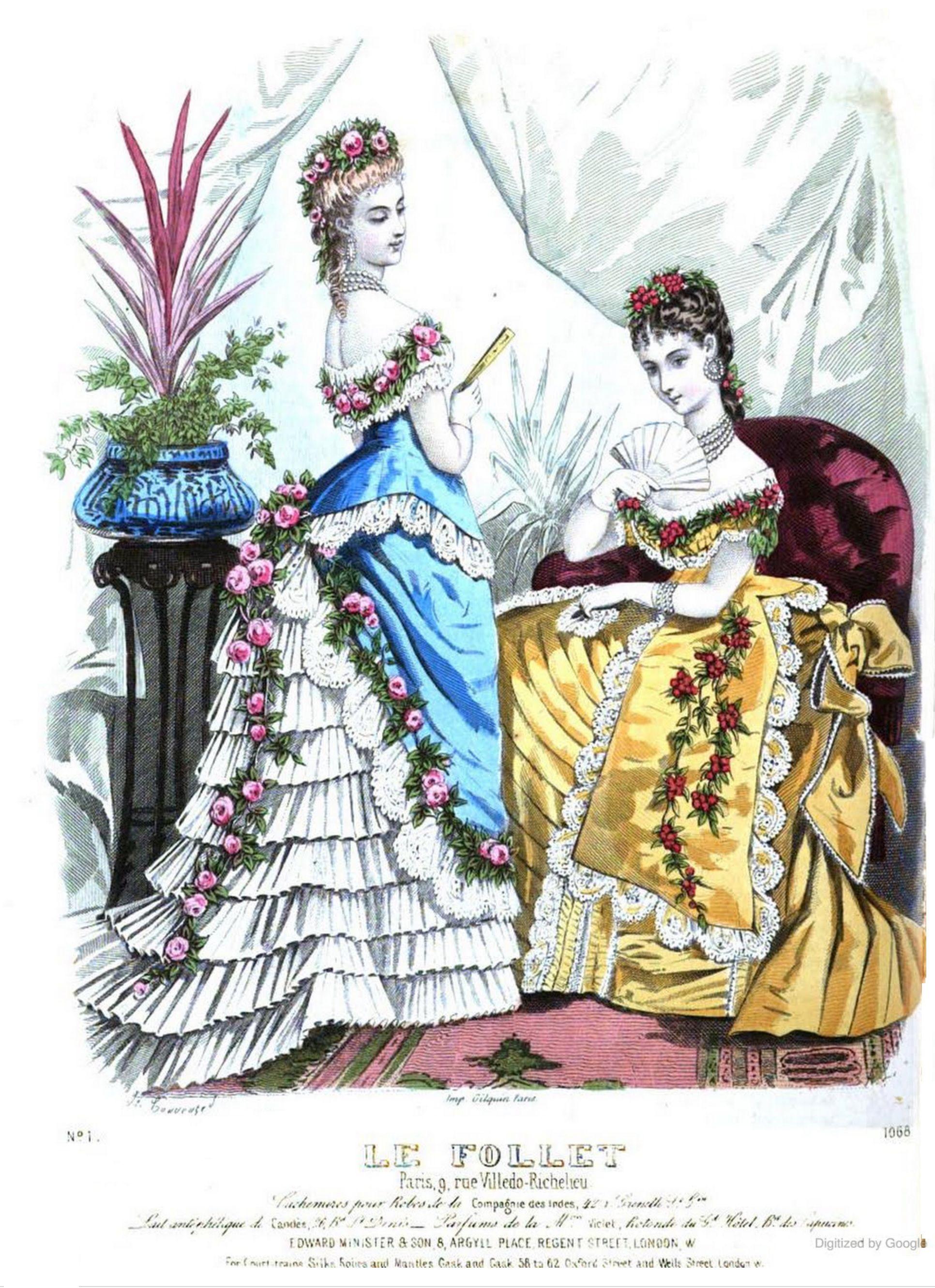 Le Follet 1875 January
