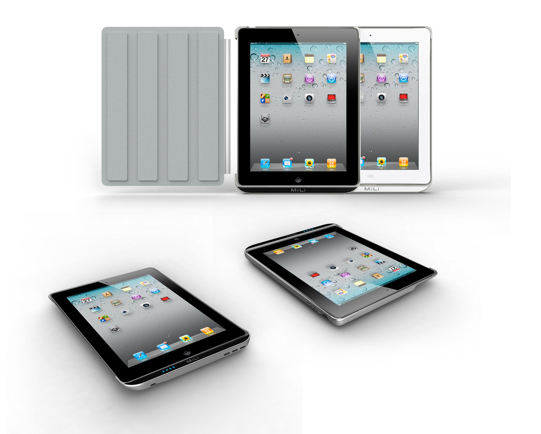 Power IBox Power Capacity 8000mAh Compatibility Apple New IPad